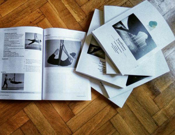 photo of aerial teacher training manual